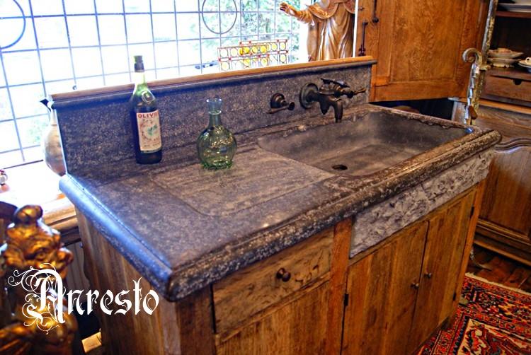 Gerestaureerde Antieke Keukens : Antieke keukens Plaatsing van gerestaureerde antieke