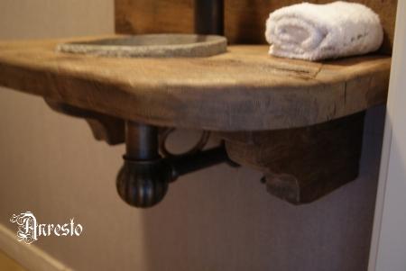 Antieke stenen wasbak archidev