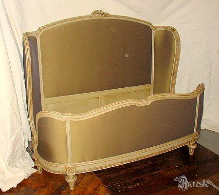 Antiek bed 160x200