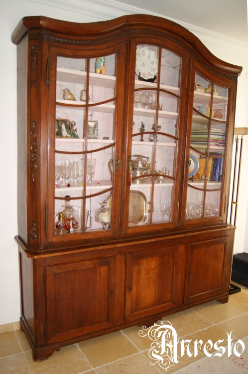 ... Vitrine Glass Display Cabinet