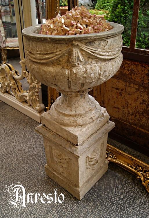 Antiek Franse vaas In Louis XVI stijl 18de eeuws # Wasbak Frans_030429