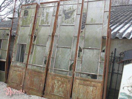 Antieke deuren tweedehands