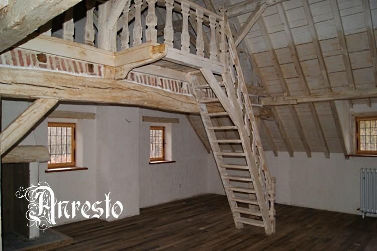 Antieke eiken balken, plafond restauraties, Antieke eiken balken ...