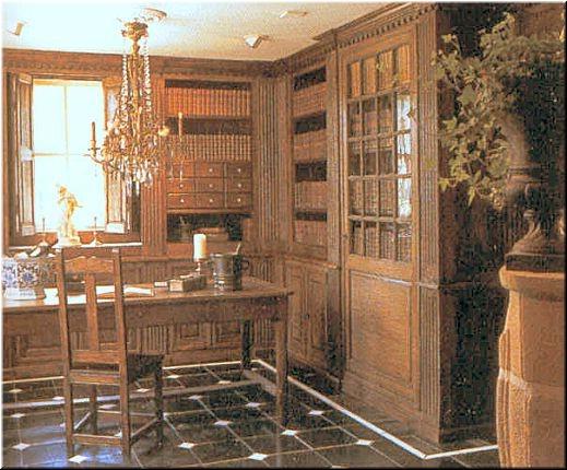Binnenhuisinrichting ontwerpbureau antiek interieur for Antiek interieur