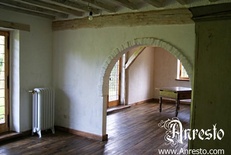 Anresto antieke vloer gerestaureerd historisch for Antiek interieur