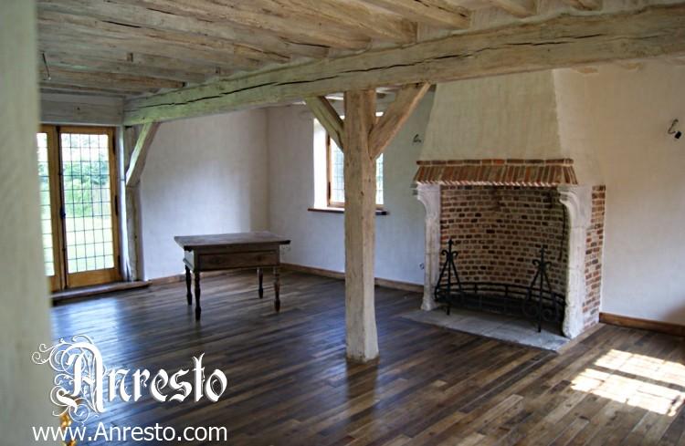 Open Haard Renoveren : Anresto historische vakwerkbouw renovatie project te koop 18de