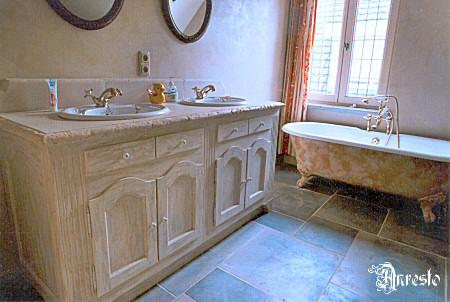 Exclusieve antieke badkamer ontwerpen anresto historische badkamers - Interieur decoratie badkamer ...