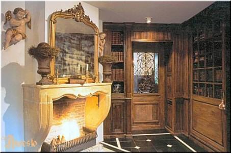 Antieke bouwmaterialen antieke binnenhuisinrichting for Antiek interieur